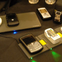 [CES 2009] Powermat Wireless Charging