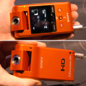 [CES 2009] Hands-On With The Sony Webbie HD Cameras