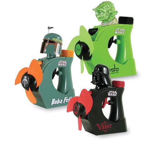 Star Wars Misters (Image courtesy the Wireless Catalog)