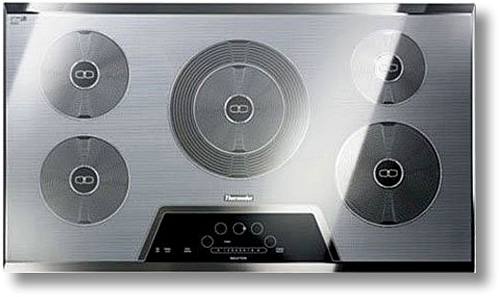 Thermador 36 Inch Masterpiece Induction Cooktop (Image courtesy Thermador)