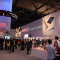 [CES 2009] Toshiba Booth Highlights