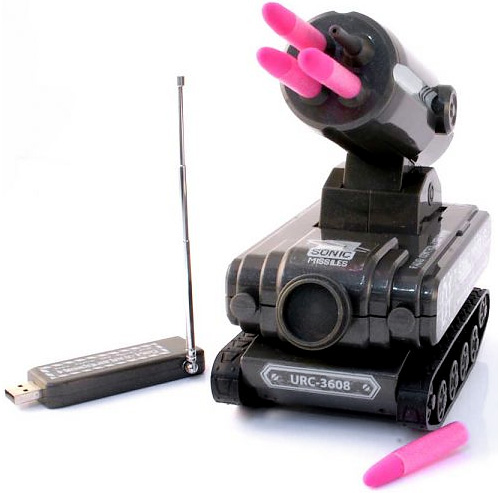 USB Tank Missile Launcher (Image courtesy RED5)