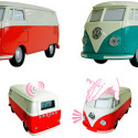 Volkswagen Type 2 Radio For The Hippy Crowd
