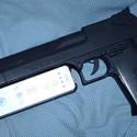 Completely Pointless Custom Desert Eagle Wii Gun… I'll Take Two