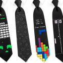 Stylish Classic Gaming Ties