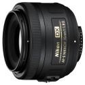 Nikon Releases Fast, Cheap Lens For Entry Level DSLRs