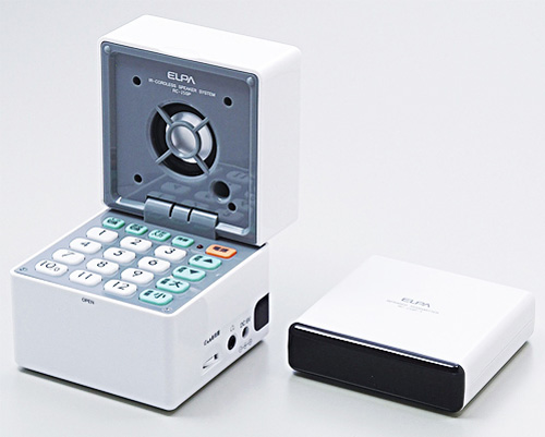ELPA Speaker Remote (Image courtesy DVICE)