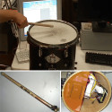 FielDrum Uses Electromagnets To Teach You To Play