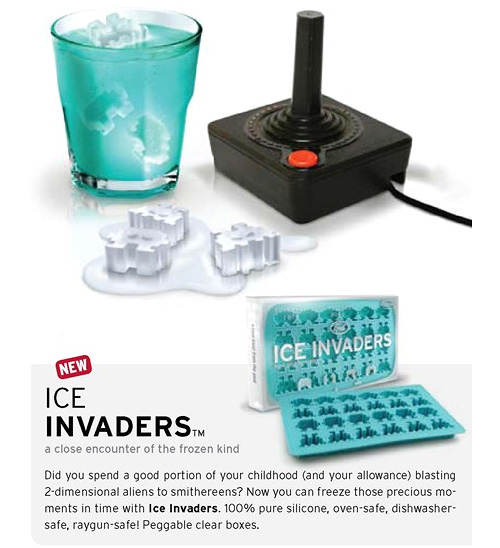 Ice Invaders (Image courtesy FRED)