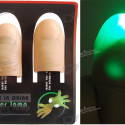 LED Finger Lamps Perfect For Hitchhikers Or E.T. Cosplay