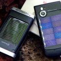 LG Unveils Solar Powered Cell Phone Next To Solar Powered Bluetooth Speaker (Mini-Review)
