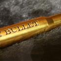 Custom Engraved Bullets – Thank You Blackadder
