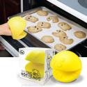 Grab Hot Pans Pac-Man Style