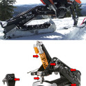 RadiX Kit Turns Your Dirtbike Into A Snowmobike