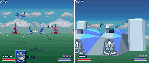 Star Fox (SNES) (Images courtesy MobyGames)