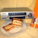 Put That Old VCR To Use Making Toast