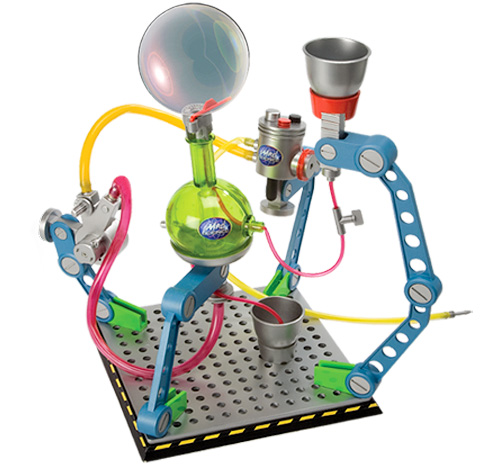 Mad Science Bubble Experiment Lab (Image courtesy Mad Science)