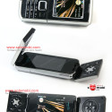 Cool8800C Flip-Phone With Usable Gaming Controls