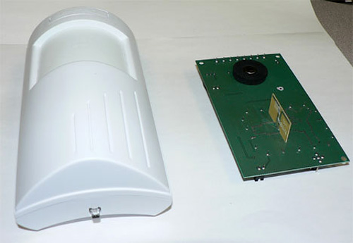 Motion Detector (Image courtesy Medgadget)