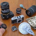 Japanese Candy Includes Miniature Nikon SLR