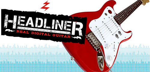 Zivix Headliner Digital Guitar (Image courtesy Zivix)