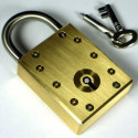 Impossible Lock Is One Part Puzzle, One Part Padlock