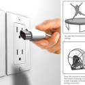 Inlet Outlet Feeds Electricity Back To Your House