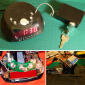 Alarm Clock Hack Puts Your Alarm Under Lock And Key