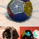 Petaminx Dodecahedral Puzzle Would Make Ern? Rubik Cry