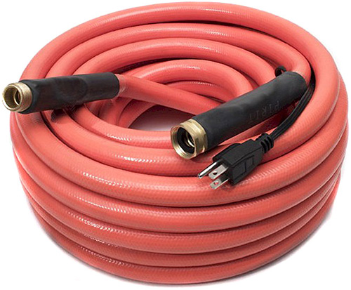"PIRIT Utility Line 5/8"" Heated Hose, 50 Foot (Image courtesy Smarthome)"