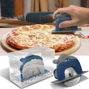 Show Your Pizza Who's Boss With This Cutter