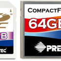 Pretec Announces Bigger, Faster Memory Cards