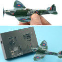Plantraco 1/72 Scale RC Spitfire