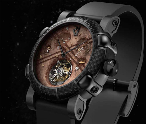 Romain Jerome 'The Truth About Roswell' Watch (Image courtesy Romain Jerome)