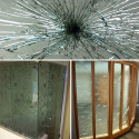 Second Glass Turns Busted Windshields Into Decorative Windows And Doors