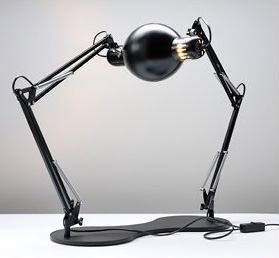 Self Reflecting Lamp (Image courtesy Oliver Shick)