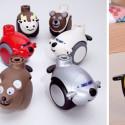Smiles:-) Wheels Make Rolling Furniture Fun!