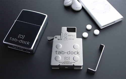 Tab-Dock (Image courtesy Tab-Dock.com)