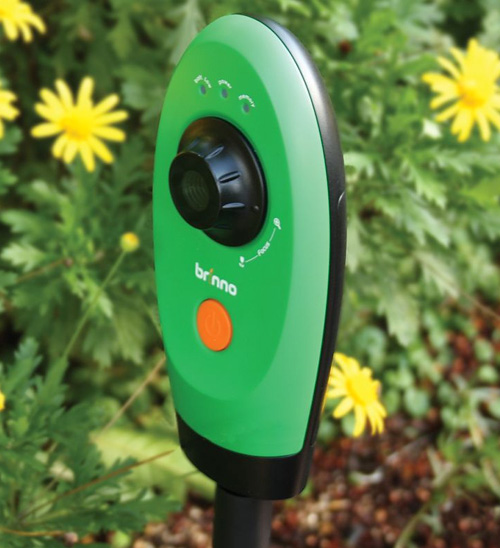 Timelapse Garden Video Camera (Image courtesy Hammacher Schlemmer)