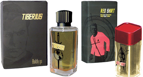 Genki Star Trek Fragrances (Images courtesy TrekMovie.com)