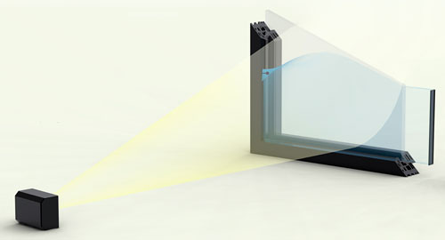 Vigilant Windows (Image courtesy The Fraunhofer Institute)