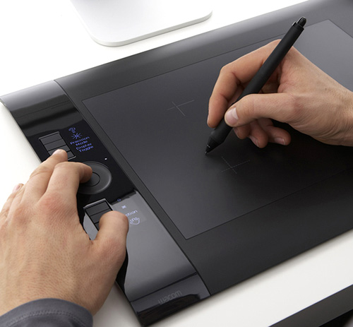 Wacom Intuos4 Tablet (Image courtesy Wacom)