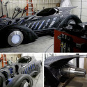 Guy Builds Batman Forever Batmobile Replica In His Garage – Doesn't Realize It Was One Of The Crappier Batman Movies