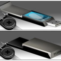 Biometric OLED Flash Drive