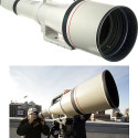 B&H Selling A Rare Used Canon 1200mm f/5.6 Super Telephoto Lens For Just $120,000