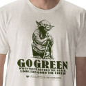 Use The Force And Go Green With These Star Wars Tees