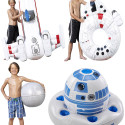 Inflatable Star Wars Pool Toys Means Summer's Just A Few Parsecs Away