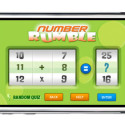 LeapFrog Number Rumble Hits iPhone
