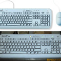 Medigenic Infection-Control Keyboard