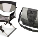 Messenger Bag Director's Chair Is My New Must-Have Accessory For Trade Shows